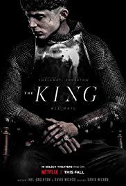 locandina del film THE KING (2019)
