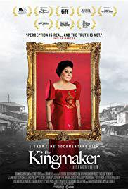 locandina del film THE KINGMAKER