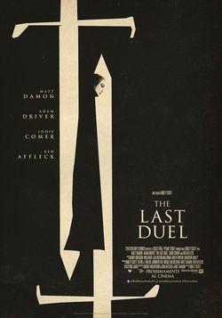 locandina del film THE LAST DUEL