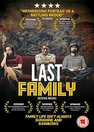 locandina del film THE LAST FAMILY
