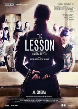 locandina del film THE LESSON - SCUOLA DI VITA