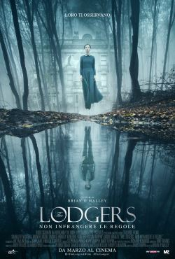 locandina del film THE LODGERS - NON INFRANGERE LE REGOLE