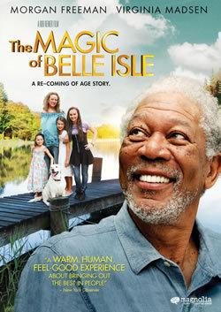 locandina del film THE MAGIC OF BELLE ISLE