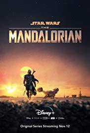 locandina del film THE MANDALORIAN - STAGIONE 1