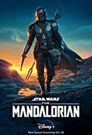 locandina del film THE MANDALORIAN - STAGIONE 2