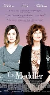 locandina del film THE MEDDLER