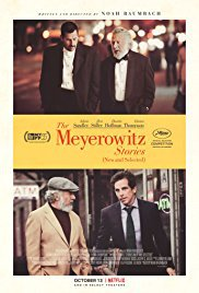 locandina del film THE MEYEROWITZ STORIES
