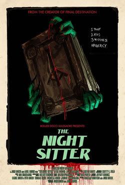 locandina del film THE NIGHT SITTER
