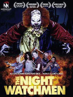 locandina del film THE NIGHT WATCHMEN