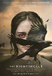 locandina del film THE NIGHTINGALE