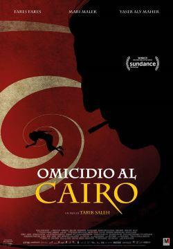 locandina del film OMICIDIO AL CAIRO