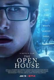 locandina del film THE OPEN HOUSE