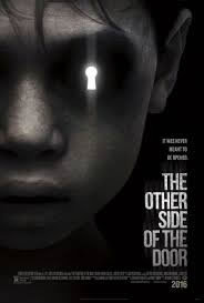 locandina del film THE OTHER SIDE OF THE DOOR