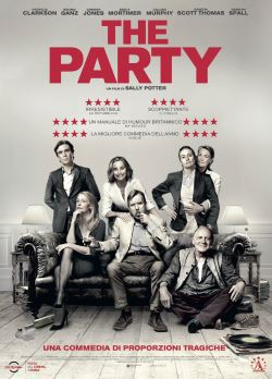 locandina del film THE PARTY