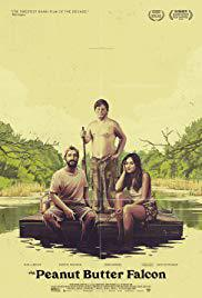 locandina del film THE PEANUT BUTTER FALCON