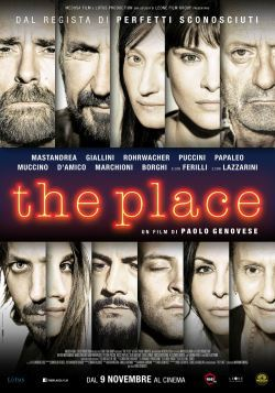 locandina del film THE PLACE