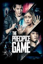 locandina del film THE PRECIPICE GAME - LA NAVE DELLA PAURA
