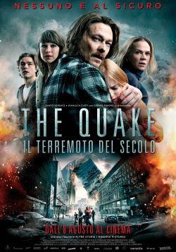 locandina del film THE QUAKE - IL TERREMOTO DEL SECOLO