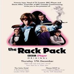 locandina del film THE RACK PACK
