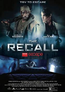 locandina del film THE RECALL - L'INVASIONE