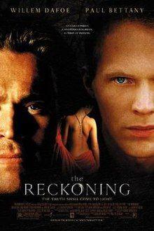 locandina del film THE RECKONING (2001)