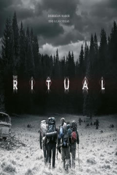 locandina del film THE RITUAL
