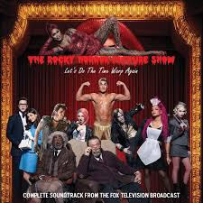 locandina del film THE ROCKY HORROR PICTURE SHOW: LET'S DO THE TIME WARP AGAIN