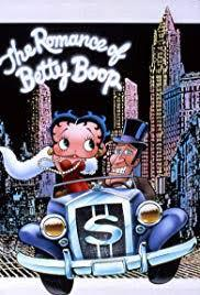 locandina del film THE ROMANCE OF BETTY BOOP