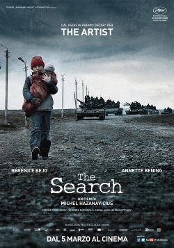 locandina del film THE SEARCH
