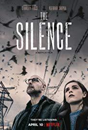 locandina del film THE SILENCE (2019)