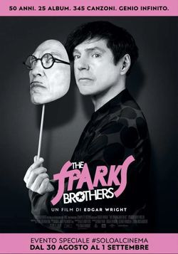locandina del film THE SPARKS BROTHERS