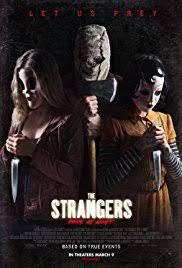 locandina del film THE STRANGERS 2: PREY AT NIGHT