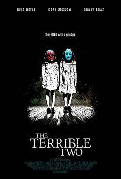 locandina del film THE TERRIBLE TWO