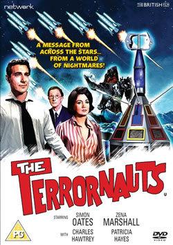 locandina del film THE TERRORNAUTS
