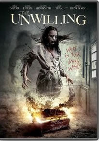 locandina del film THE UNWILLING