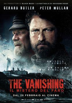locandina del film THE VANISHING - IL MISTERO DEL FARO
