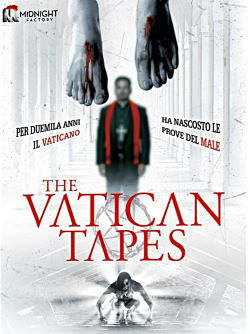 locandina del film THE VATICAN TAPES