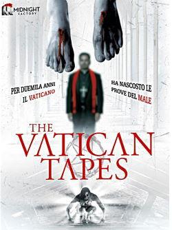 locandina del film THE VATICAN TAPES