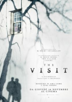 locandina del film THE VISIT