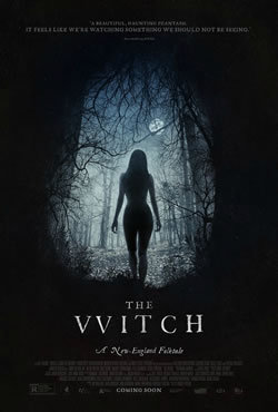 The Witch – A New England Folktale (2015)