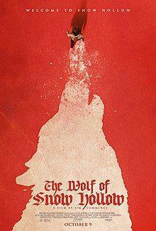 locandina del film THE WOLF OF SNOW HOLLOW
