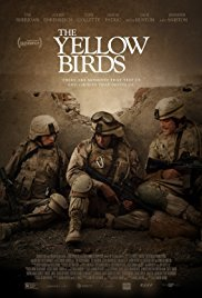 locandina del film THE YELLOW BIRDS