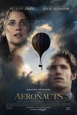 locandina del film THE AERONAUTS