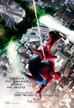 The Amazing Spiderman 2 – Il Potere Di Electro (2014)