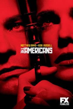 locandina del film THE AMERICANS - STAGIONE 2