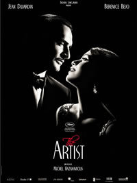 locandina del film THE ARTIST