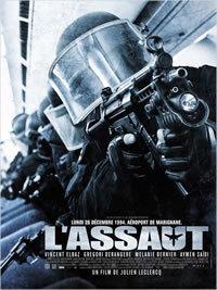locandina del film THE ASSAULT