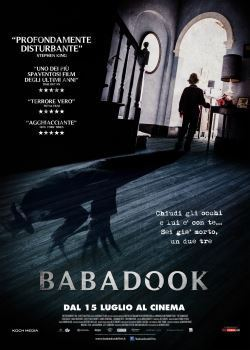 locandina del film THE BABADOOK