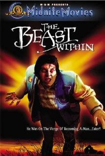 locandina del film THE BEAST WITHIN