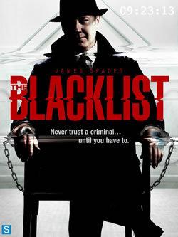 locandina del film THE BLACKLIST - STAGIONE 1